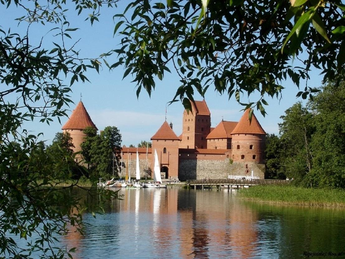 Wilno, Troki i Druskienniki czyli weekend na Litwie