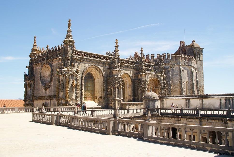 Convento de Cristo – zamek w Tomarze