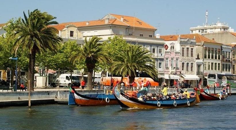 Aveiro – mała, portugalska Wenecja