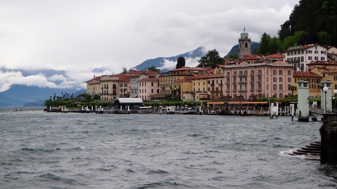 Sala Comacina, Ossuccio i Bellagio – jezioro Como, Włochy