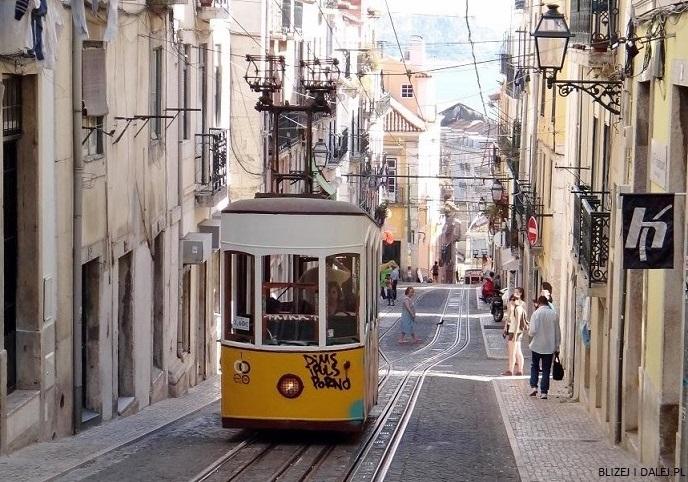 Co trzeba zobaczyć w Lizbonie, Portugalia