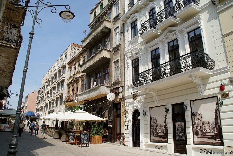 Konstanca – nadmorskie miasto Rumunii