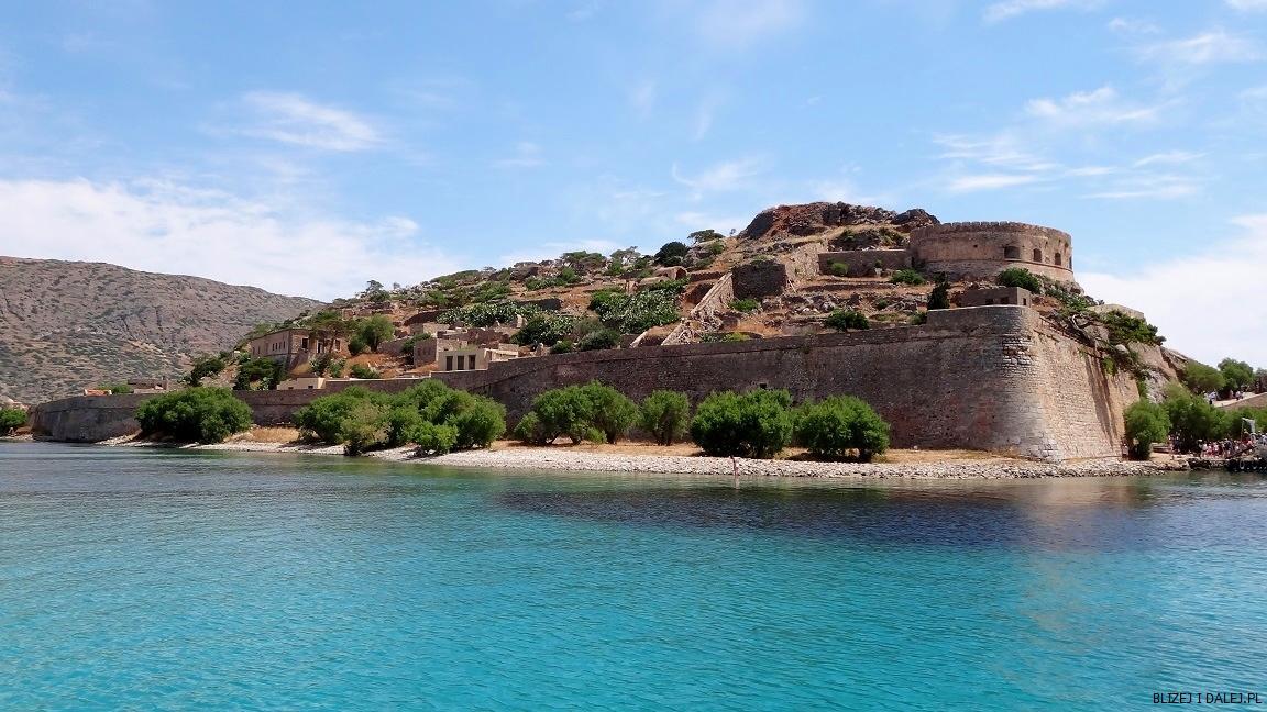Wyspa trędowatych – Spinalonga, Kreta