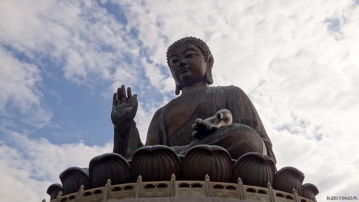 Wielki Budda Tian Tan – Lantau, Hong Kong