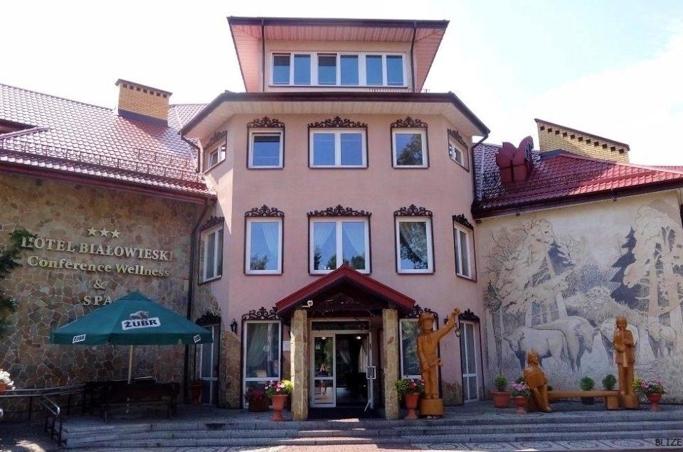 Hotel Białowieski Conference Wellness $ SPA – Białowieża
