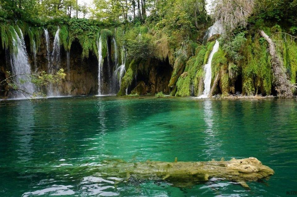 Plitvickie Jezera – piękna natura w Parku Narodowym, Chorwacja