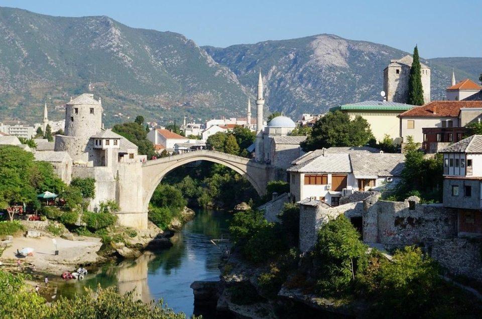 Bajeczny Mostar – Bośnia i Hercegowina