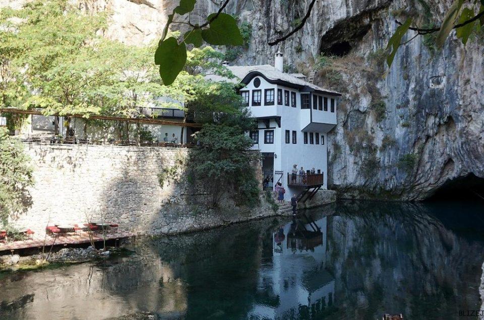 Klasztor Derwiszów – Blagaj, Bośnia i Hercegowina