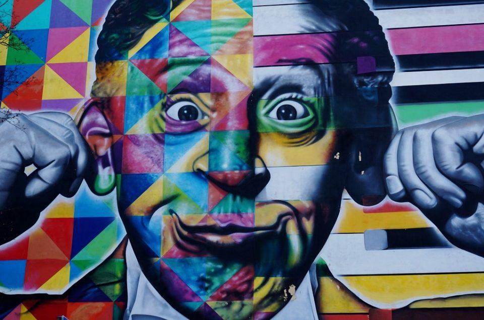 Artystycznie i klimatycznie – street art w Łodzi