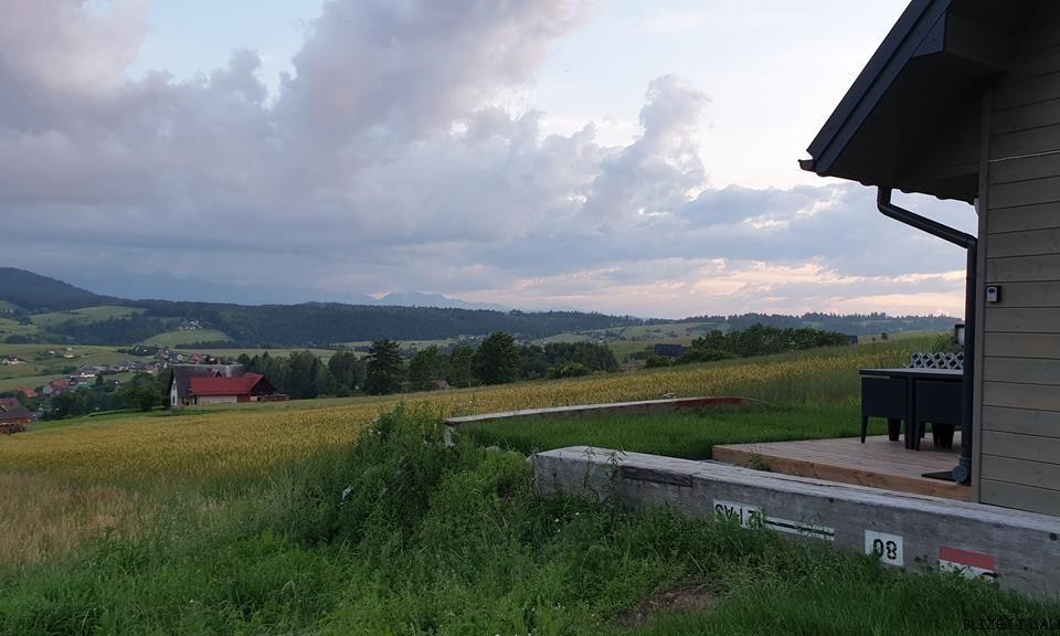 """Kameralne domki """"Loft&Hill"""" – Grywałd, Polska"""