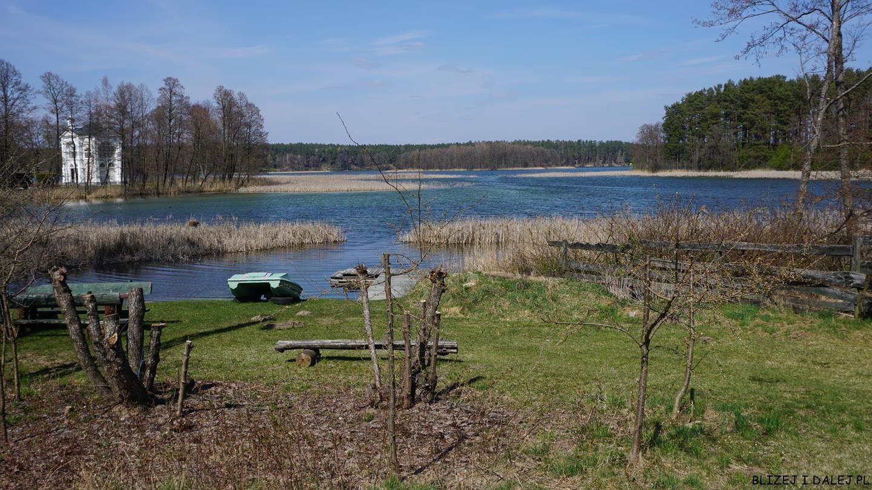 Augustów; jezioro Studzieniczne