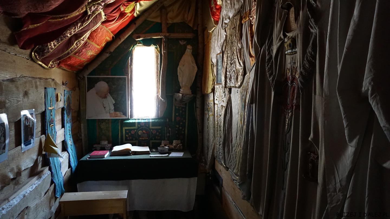 pustelnia św. Onufrego; pustelnia Augustów
