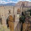 Ronda - miasto zawieszone na skale
