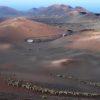 Timanfaya, Lanzarote - księżycowy krajobraz Gór Ognia