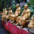 Świątynia Dziesięciu Tysięcy Buddów - Hong Kong
