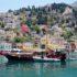 Kolorowy zawrót głowy - wyspa Symi, Grecja
