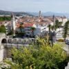 Spacerem po uroczym miasteczku Trogir, Chorwacja