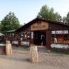 Dom Pstrąga w Bieszczadach